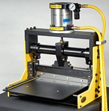 Pneumatic Guillotine For Metal And Plastic 4001 Air