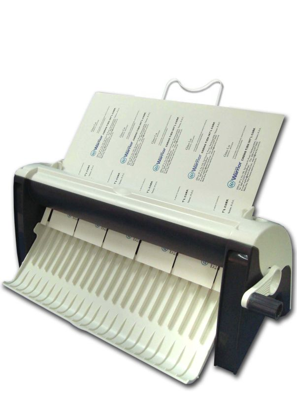 Dedal Company Ltd: 22880 B Business card slitter