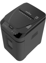 Up to 170 sheets, 4 х 12 mm shred size - Shredder Aurora A152CM /1/