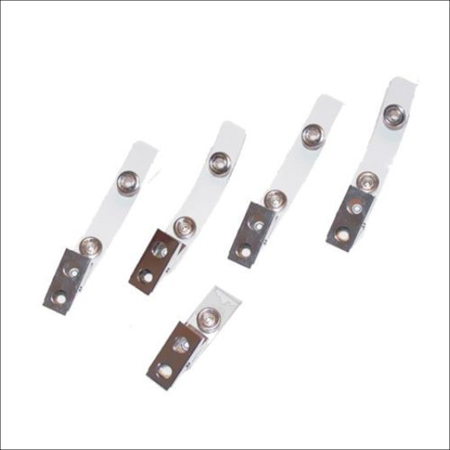 Clips for badge - american type