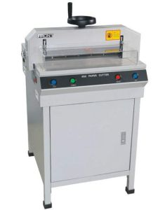 Electric paper cutter FRONT 450D
