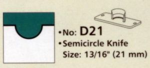 Spare elements and consumables for 21144